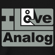 Design ~ I Love Analog