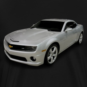 2010 Chevrolet Camaro SS Chevy - Men's Premium T-Shirt