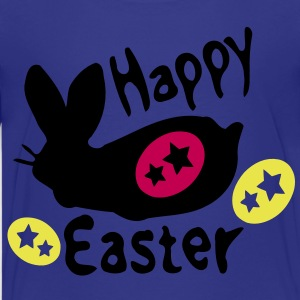 Happy Easter Bunny & eggs Children's T-Shirt - Kids' Premium T-Shirt