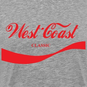 West Coast Classic - Men's Premium T-Shirt