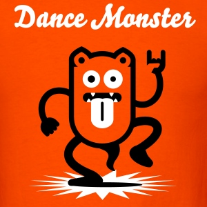Dancemonster / Dance Monster No. 1_2c T-Shirts - Men's T-Shirt