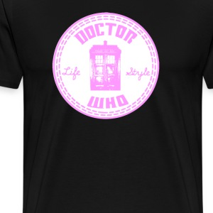 doctor who T-Shirts - Men's Premium T-Shirt