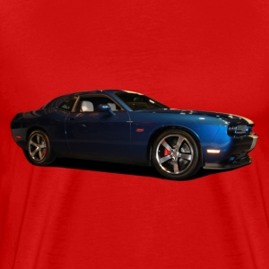 Dodge Challenger - Men's Premium T-Shirt