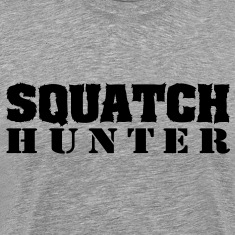 Squatch Hunter (Black) - Men's