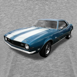 1968 chevrolet camaro z28 - Men's Premium T-Shirt