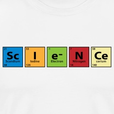 Periodic Table Science T-Shirts