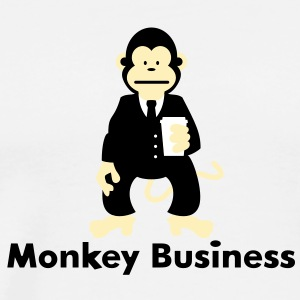 Monkey Business T-Shirts - Men's Premium T-Shirt