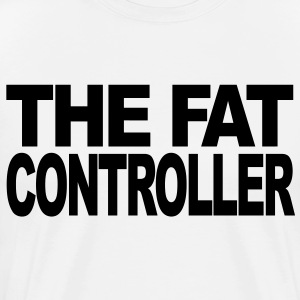 the fat controller T-Shirts - Men's Premium T-Shirt