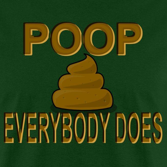 Poop Tee
