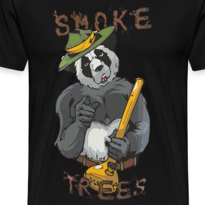 Smoke Trees T-Shirts - Men's Premium T-Shirt