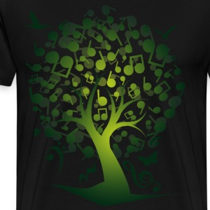 The_Music_Tree - Men's Premium T-Shirt