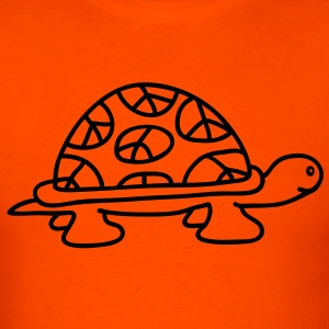 peace_turtle T-Shirts - Men's T-Shirt