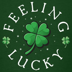 Feeling Lucky, Clover, St. Patrick's Day