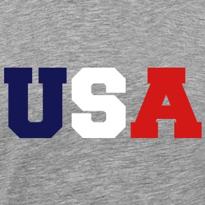 USA T-Shirt - Men's Premium T-Shirt