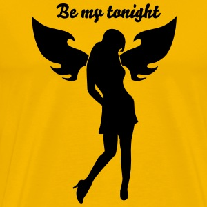 Angel Girl 9 T-Shirts - Men's Premium T-Shirt