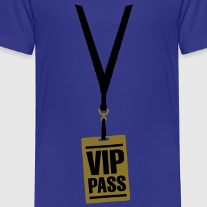 VIP pass Toddler Shirts - Toddler Premium T-Shirt