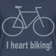 Design ~ I heart biking