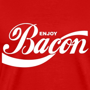 Bacon - Enjoy T-Shirts - Men's Premium T-Shirt