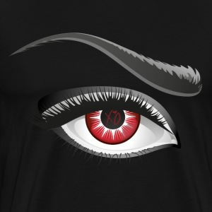 XO Red Eye T-Shirts - Men's Premium T-Shirt