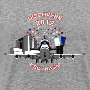 Discovery Commemoration T-Shirts - Men's Premium T-Shirt