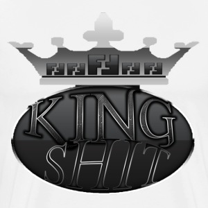 KING SWAGG T-Shirts - Men's Premium T-Shirt