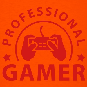 prof_gamer T-Shirts - Men's T-Shirt