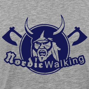 nordic_walking T-Shirts - Men's Premium T-Shirt