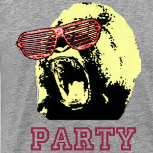 Party Animal Original Tee - Men's Premium T-Shirt