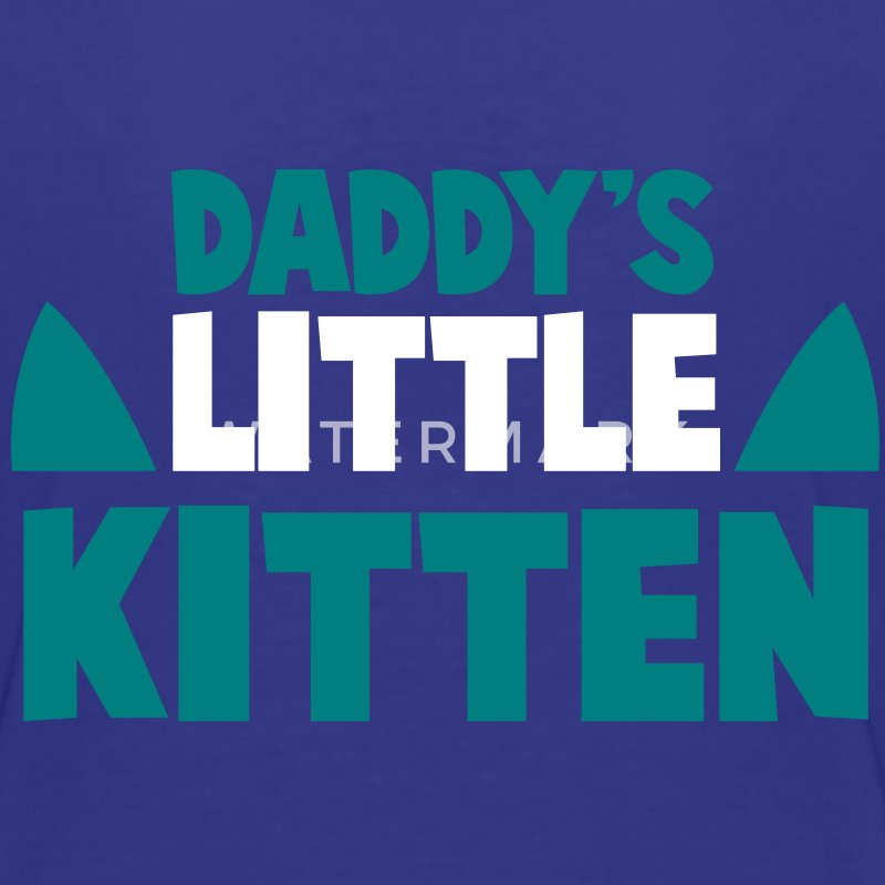 DADDY's LITTLE KITTEN Kids' Shirts - Kids' Premium T-Shirt