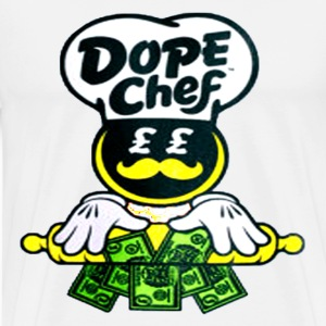 DOPE CHEF T-Shirts - Men's Premium T-Shirt