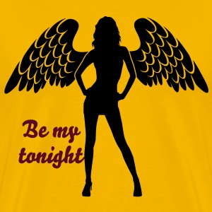 Angel Girl 3 T-Shirts - Men's Premium T-Shirt