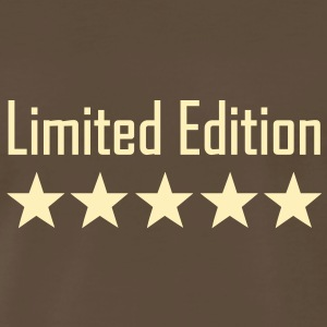 limited edition 5 star T-Shirts - Men's Premium T-Shirt