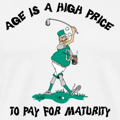 Funny Golf Grandpa T-Shirt