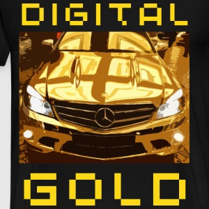 Gold On deck - Men's Premium T-Shirt