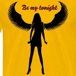 Angel Girl 4 T-Shirts - Men's Premium T-Shirt