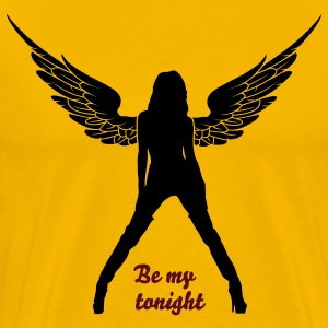 Angel Girl 5 T-Shirts - Men's Premium T-Shirt