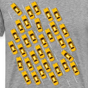 New York Taxi T-shirt - Men's Premium T-Shirt