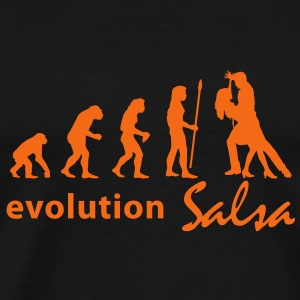 evolution_salsa T-Shirts - Men's Premium T-Shirt