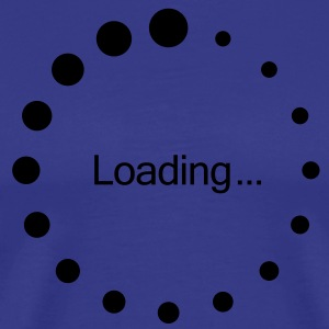 loading_circle T-Shirts - Men's Premium T-Shirt