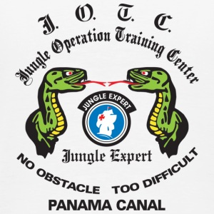 JOTC Ft Sherman, Panama - Men's Premium T-Shirt