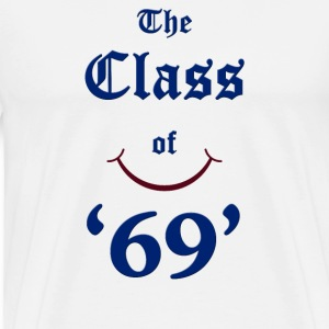 The Class of '69' - Men's Premium T-Shirt
