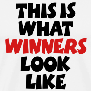 This is what winners look like