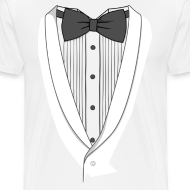 Design ~ Dinner Jacket T Shirt
