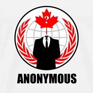 Anonymous Canada - Men's Premium T-Shirt