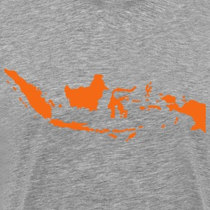 Indonesia T-Shirts - Men's Premium T-Shirt