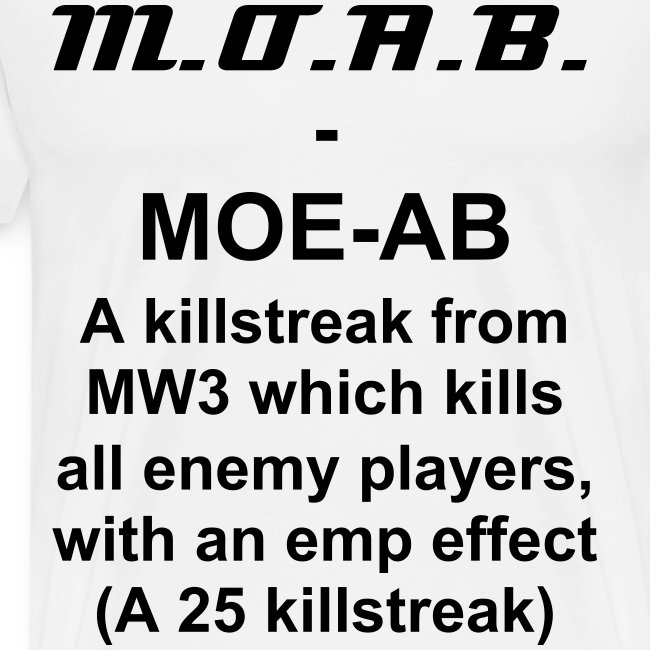 MOAB DEFINITION