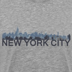 New York City Skyline - SamLoz Design
