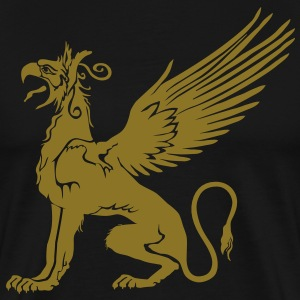GRYPHON OF ANDROS T-Shirts - Men's Premium T-Shirt