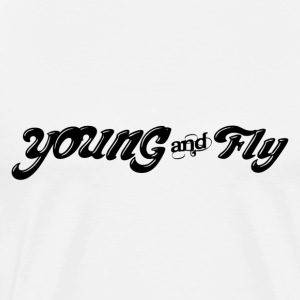 Young & Fly T-Shirts - Men's Premium T-Shirt