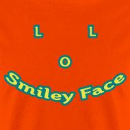Design ~ LOL Smiley Face – Mens T-Shirt
